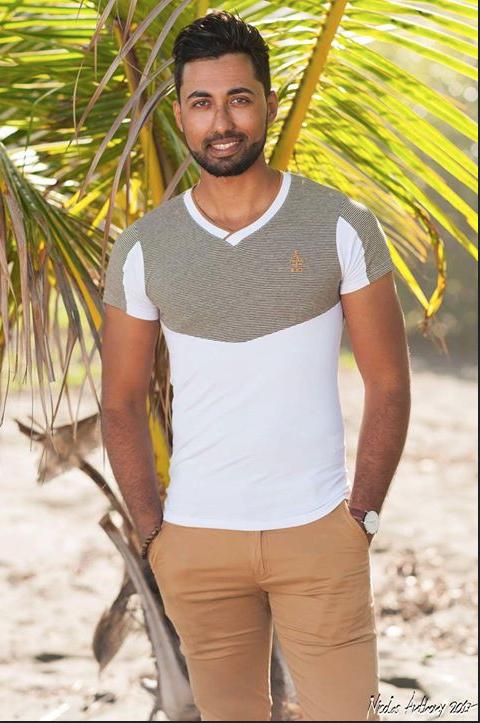 Les 12 prétendants au titre de Mister Réunion 2017