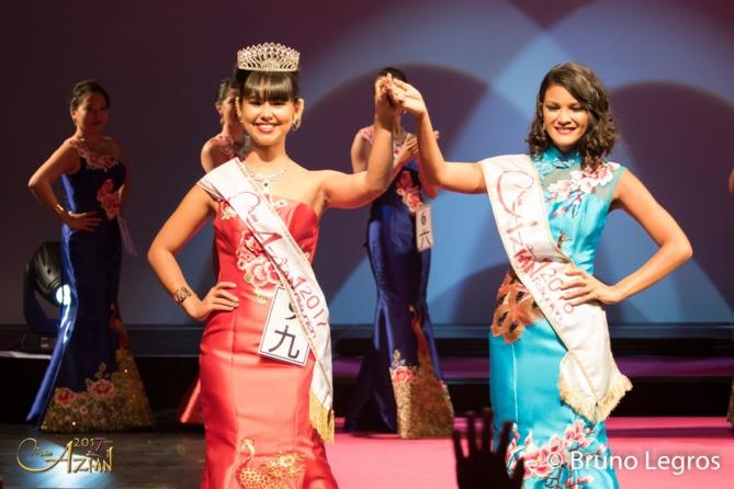 Amandine Vi-Tong Miss Azian Réunion 2017