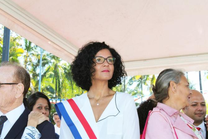 Rentrée scolaire au Tampon, Nathalie Bassire s'exprime
