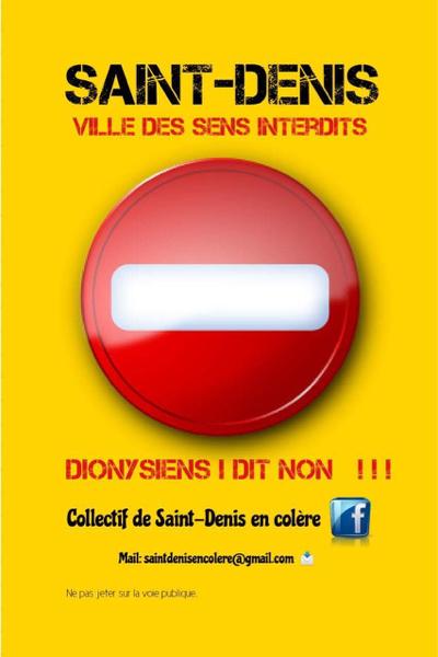 Circulations à Saint-Denis le collectif souhaite durcir le mouvement