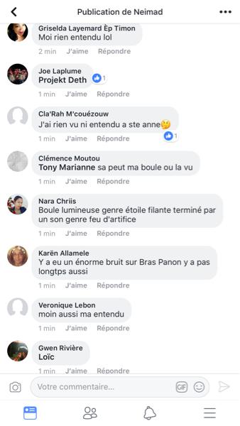 Vibration et boule de feu, quel phénomène vient de toucher La Réunion ?