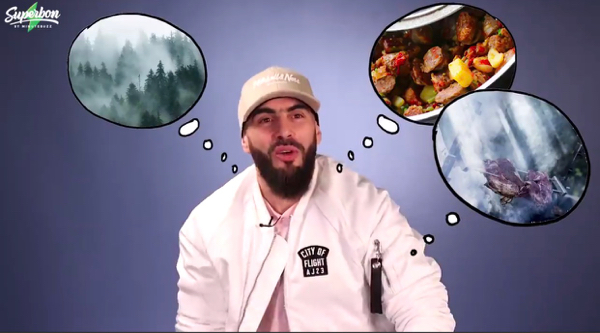 Le plat préféré du rappeur Médine ? Le rougail saucisses boucané !