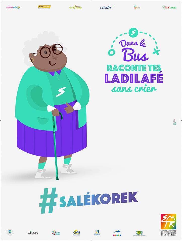 SMTR Nouvelle campagne #salékorek