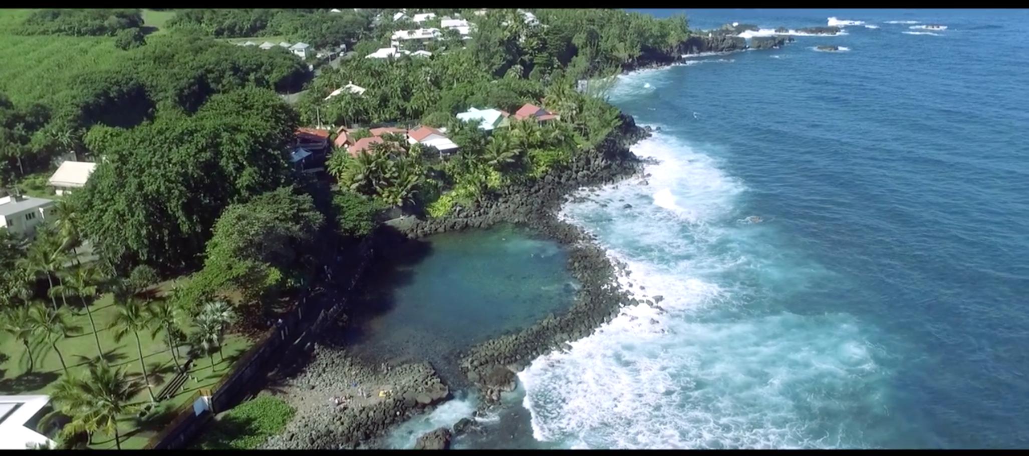 #JaimeMonîle La Réunion + un drone = Une magnifique vidéo !