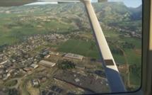 La Réunion sur Flight Simulator 2020, juste magnifique !